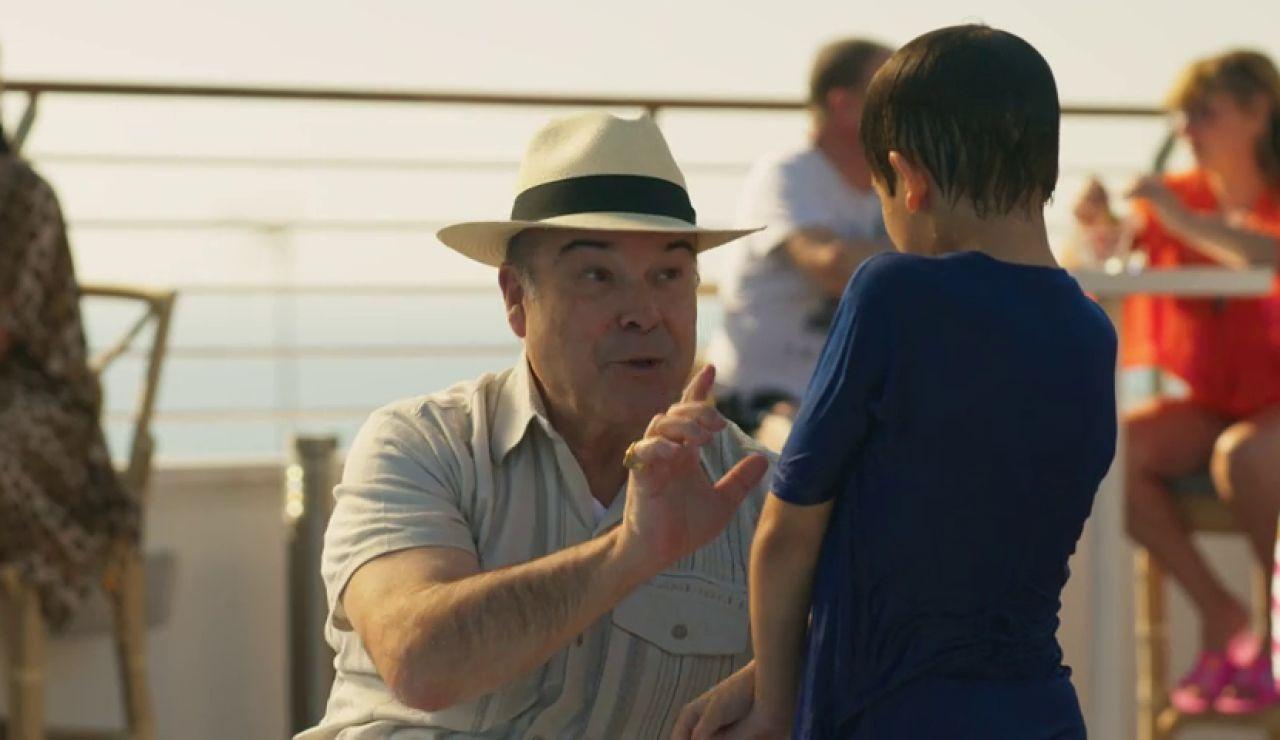 Descubre a Don Ximo, el personaje de Antonio Resines en 'Benidorm'