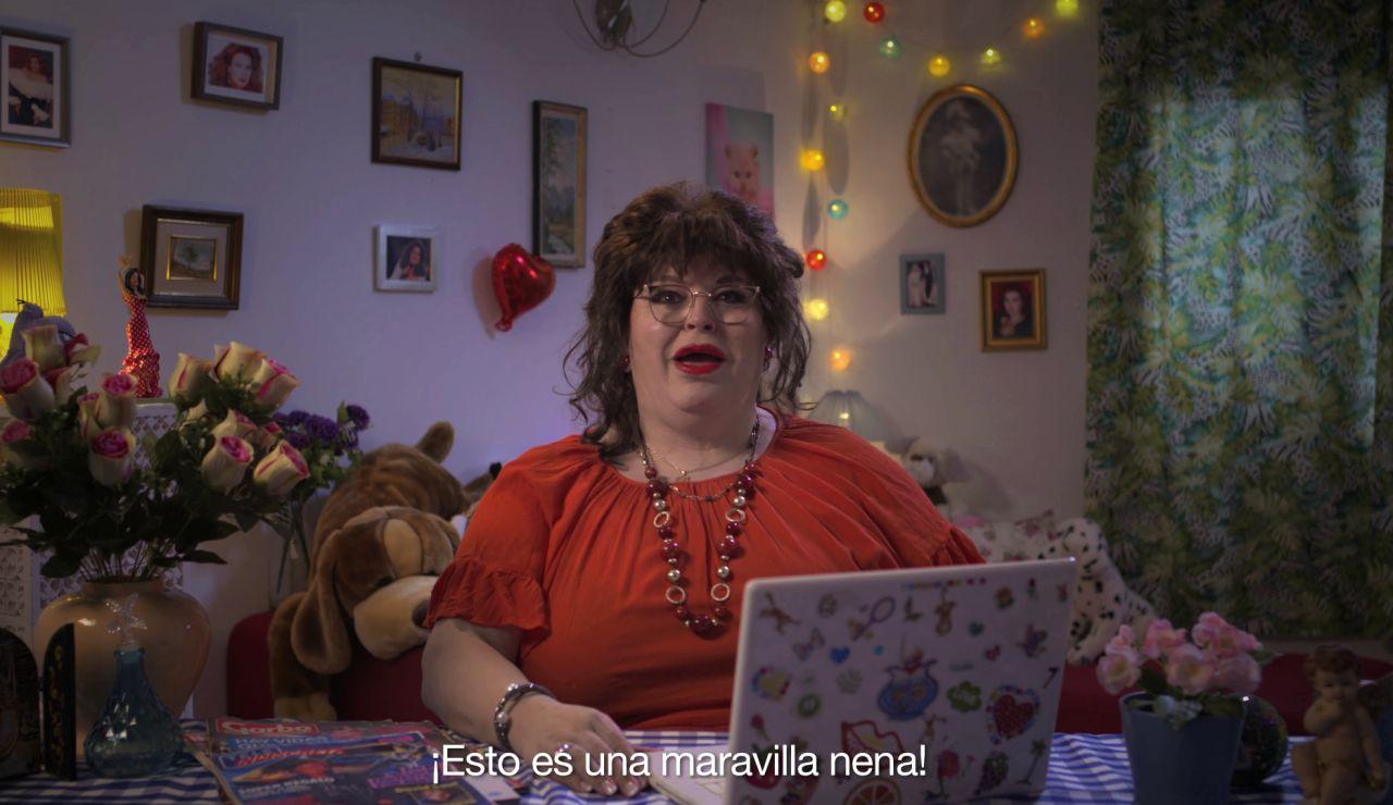 """Paca La Piraña encuentra por fin el """"paquete"""" que andaba buscando: """"Esto sí que es un buen paquetón"""""""