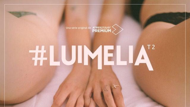 Cartel oficial de la segunda temporada de '#Luimelia'