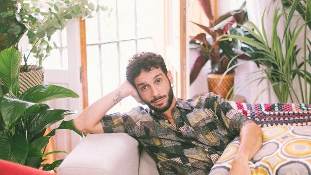 Jonás Berami es Nacho en #Luimelia