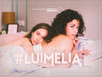 Cartel oficial de #Luimelia Dos