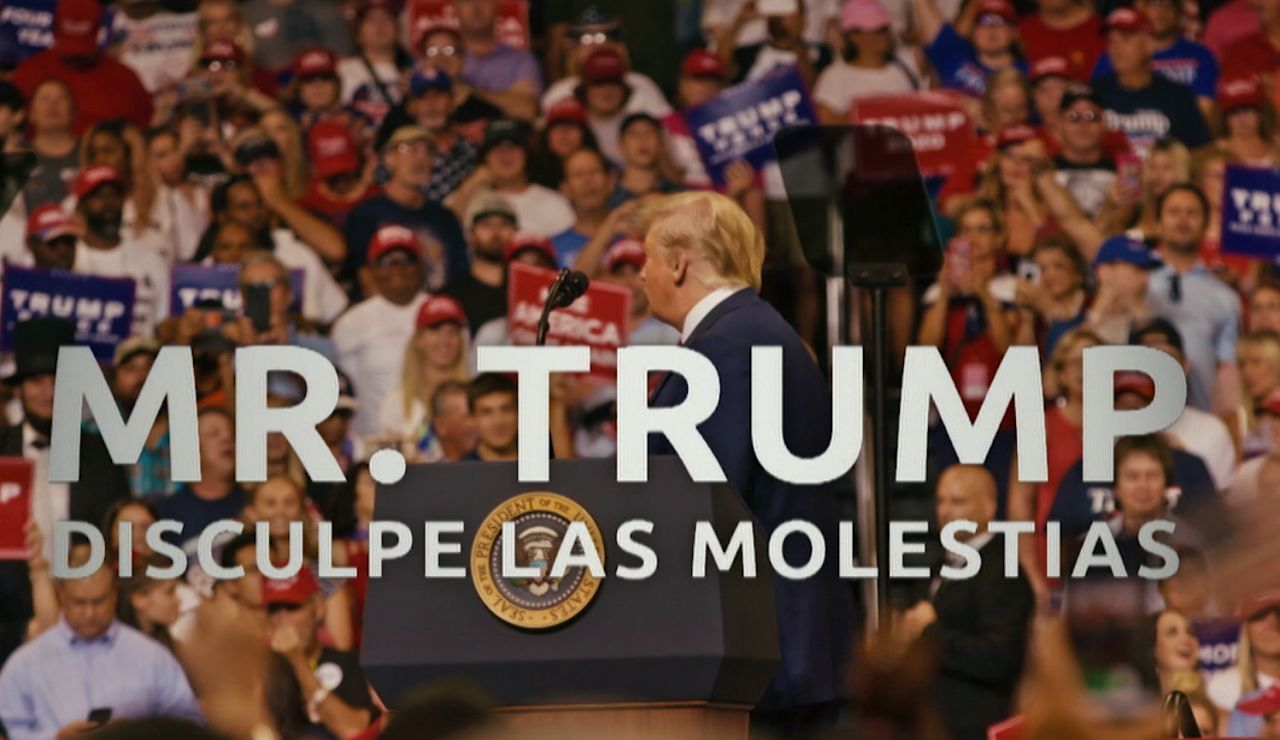 El documental 'Mr. Trump, disculpe las molestias' de Jordi Évole, nominado a los Premios Emmy
