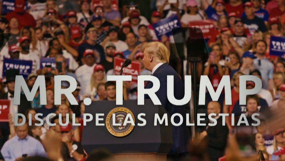 El documental 'Mr. Trump, disculpe las molestias' de Jordi Évole, nominado a los Premios Emmy