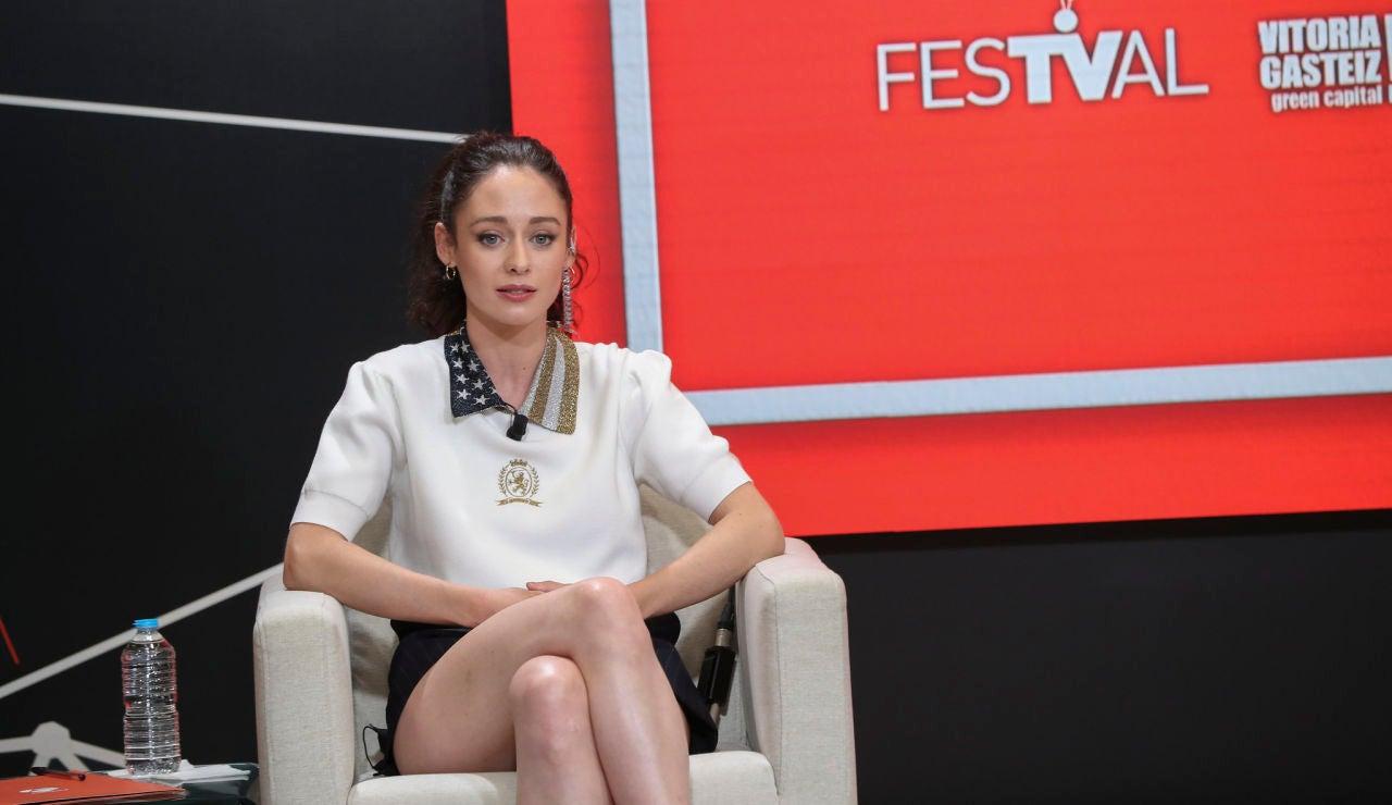 Elena Rivera presenta 'Alba'