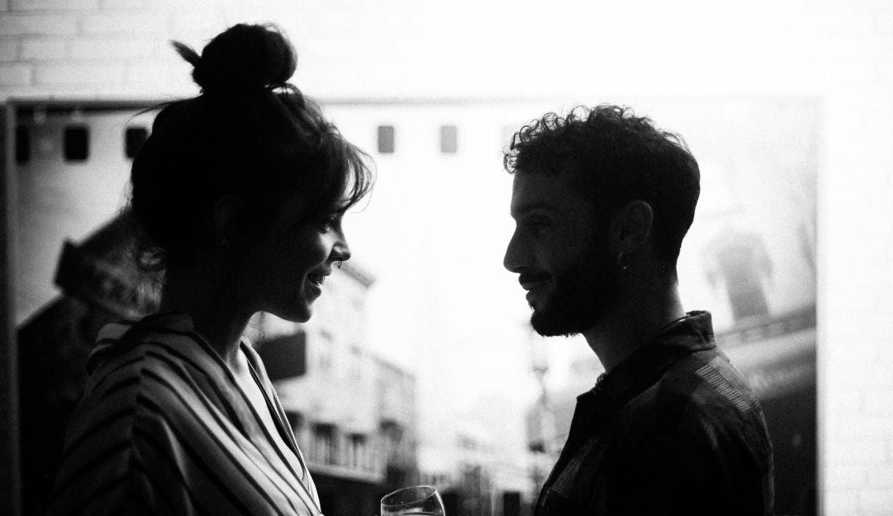 Lucía Martín Abello y Jonás Berami son María y Nacho en #Luimelia