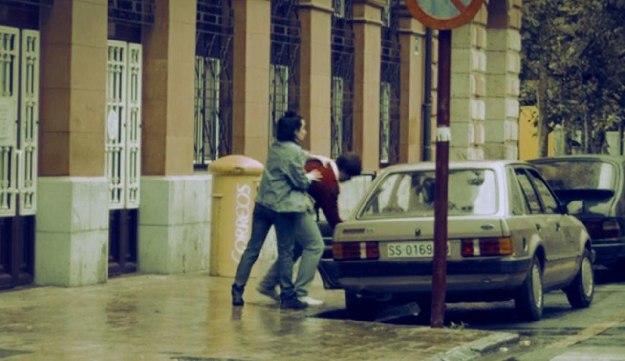 El instante del secuestro de Miguel Ángel Blanco: ETA le esperaba en la estación de Eibar