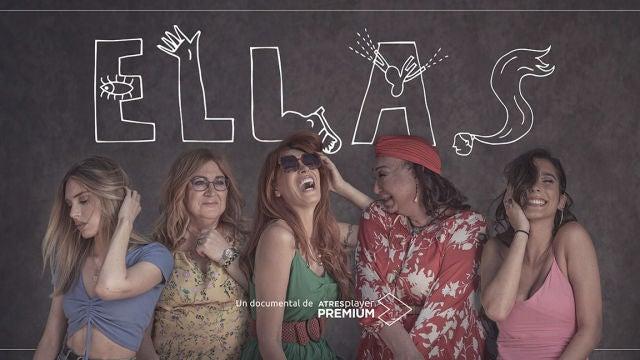 'Ellas', un documental original sobre la vida de cinco mujeres transexuales