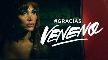 ¿Qué ha significado 'Veneno' para ti? Compártelo en tus redes sociales con #GraciasVeneno