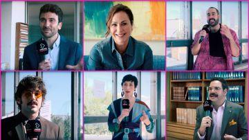 Tabús, amistad, éxitos y fracasos: Los protagonistas de 'By Ana Milán' saben por qué no te querrás perder el estreno este domingo en ATRESplayer PREMIUM