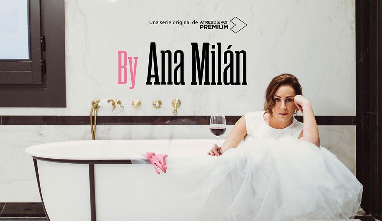 Cartel 'By Ana Milán'