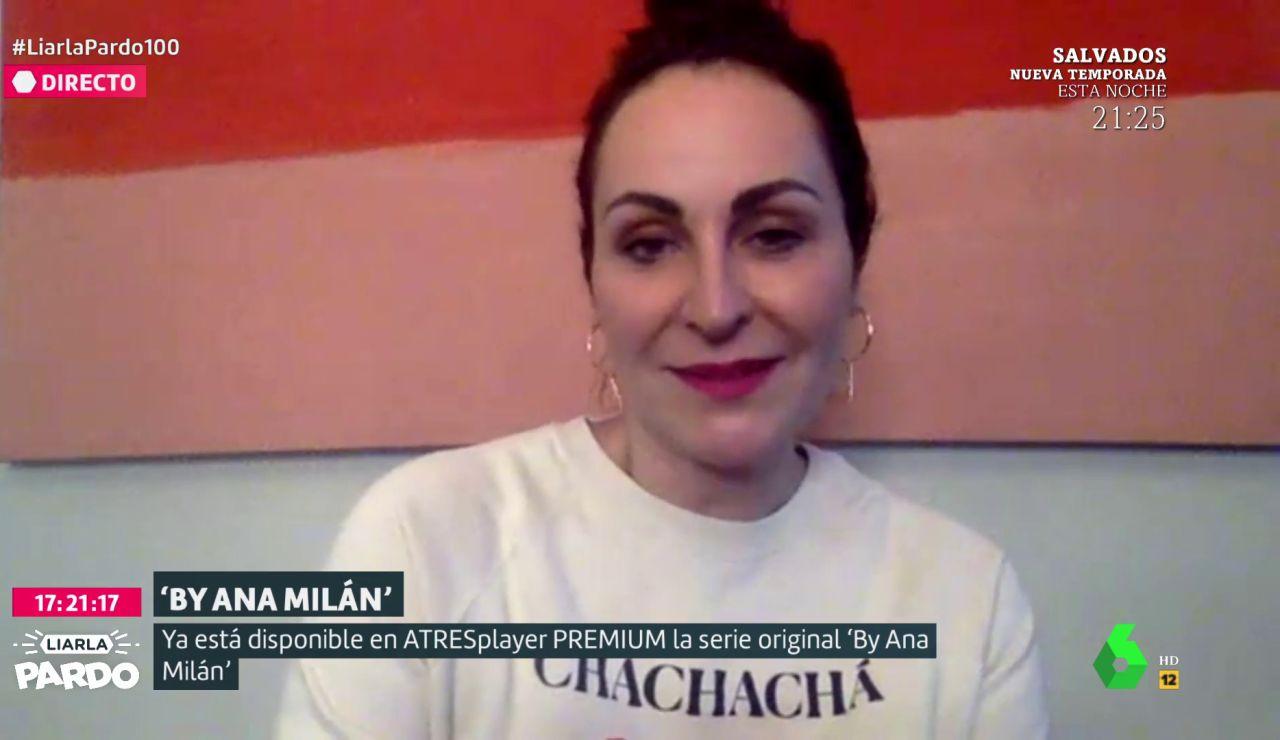 """Ana Milán: """"Me han dado alguna calabaza, pero pocas"""""""