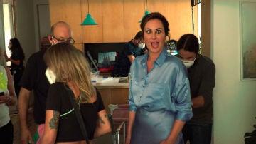 Risas, cámara y ¡Acción!: El making of del primer capítulo de 'By Ana Milán'