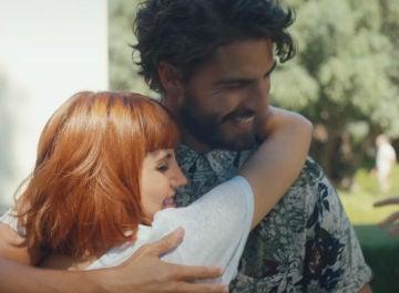 Angy Fernández y Maxi Iglesias en 'FoQ: El reencuentro'