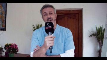 """Fernando Coronado: """"Esteban es un exnovio de Ana al que rompió el corazón"""""""