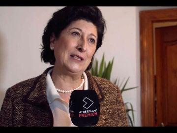 """Montse Alcoverro: """"Ana Milán ha sido todo un descubrimiento"""""""