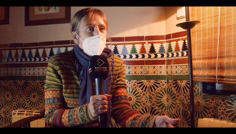 """Alfonsa Rosso: """"Entre Ana y su abuela hay mucho humor negro muy divertido"""""""