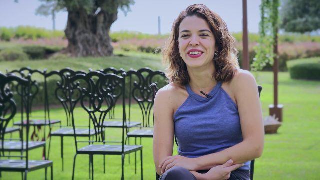 """Leonor Martín: """"Me quedé con unas botas de Cova"""""""