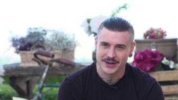 """Adrián Rodríguez: """"David es un personaje muy especial que indirectamente ha ayudado a muchas personas"""""""