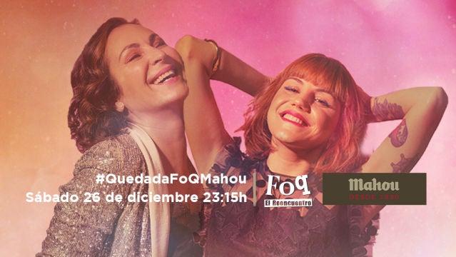 #QuedadaFoQMahou, sábado 26 de diciembre a las 23:15