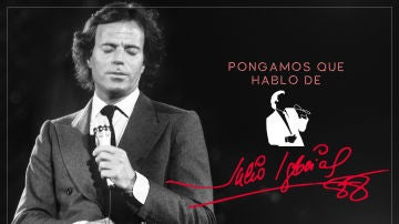 ATRESplayer PREMIUM estrena el documental original 'Pongamos que hablo de 'Julio Iglesias' este domingo