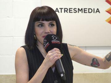 El divertido villancico de Angy Fernández para los seguidores de 'FOQ: el reencuentro'