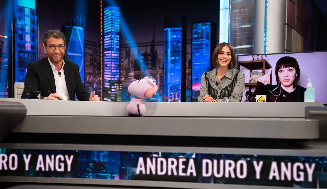"""Angy Fernández compara a sus compañeros en 'FoQ: El reencuentro' de hace diez años a la actualidad: """"Yo creo que estamos más monos todos"""""""
