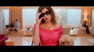 """Lucía: """"Yo de mi madre no me separo, porque si hay hostias, recibe hasta el caniche"""""""