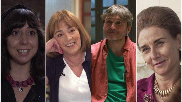 Carmen Maura, Mona Martínez, Salva Reina y Carmen Ruiz nos presentan 'Deudas': ¡Así es la serie!