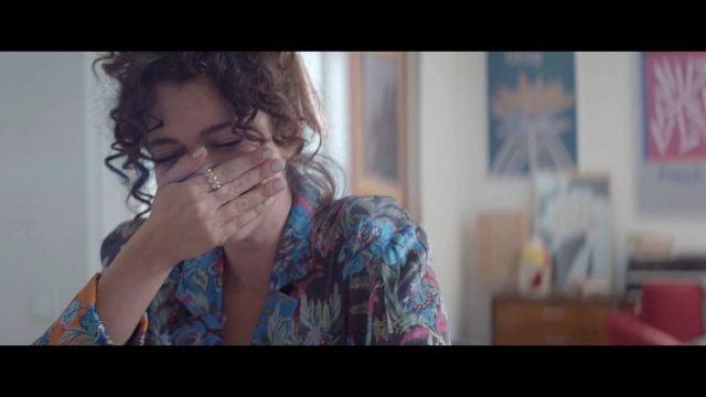 El percance de Carol Rovira con Maluma en el rodaje de #Luimelia