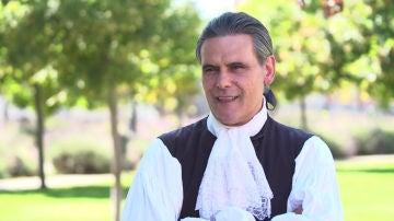"""Roberto Enríquez, sobre Diego de Castamar: """"Es un personaje que no puede mentir a los demás ni a sí mismo"""""""