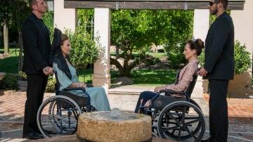 Doña Consuelo y Doña Petrova, dos mujeres de armas tomar