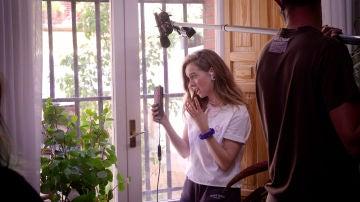 Videollamadas a tres con Paula Usero y Carol Rovira: el making of del quinto capítulo de #Luimelia Tres