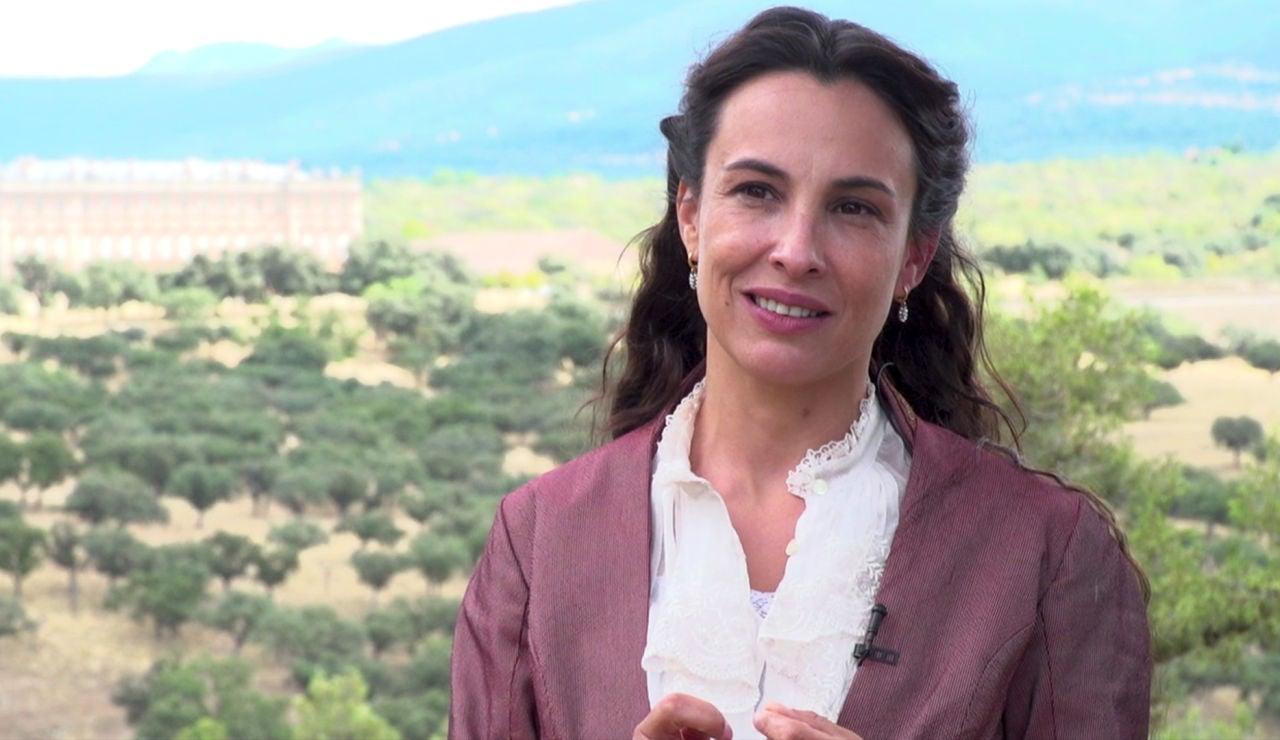 """Xenia Tostado: """"Doña Alba tiene un punto de libertad y rebeldía si la comparamos con otras mujeres de la época"""""""