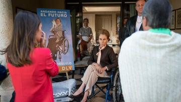 Doña Consuelo se presenta como candidata a la alcaldía de Madrid