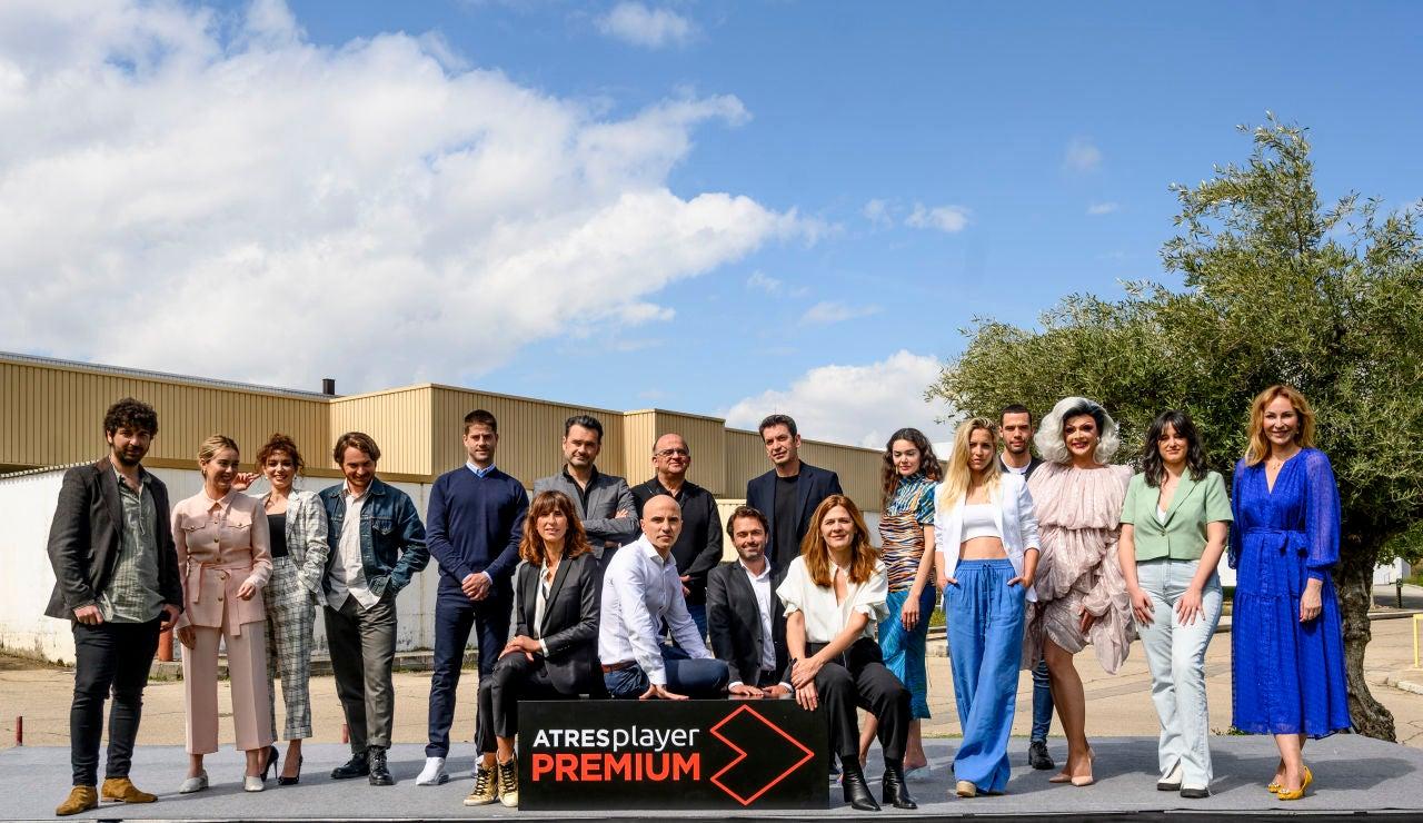 ATRESplayer PREMIUM presenta su batería de nuevos proyectos, consolidando su éxito y liderazgo