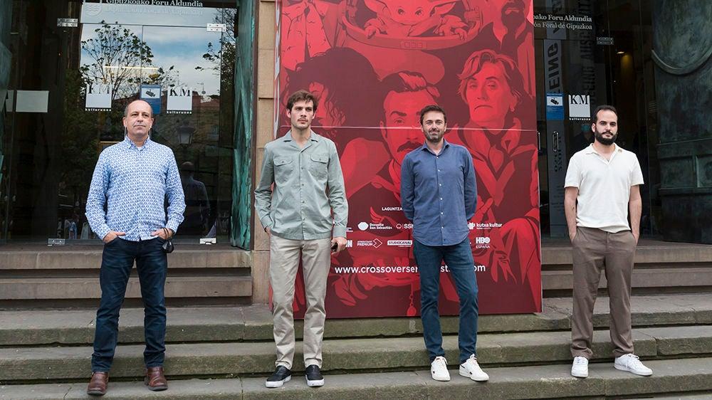 'Atresmedia TV: las redes y las series' en el Festival Crossover 2021