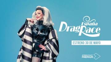 ATRESplayer PREMIUM estrena en exclusiva 'Drag Race España' el próximo 30 de mayo