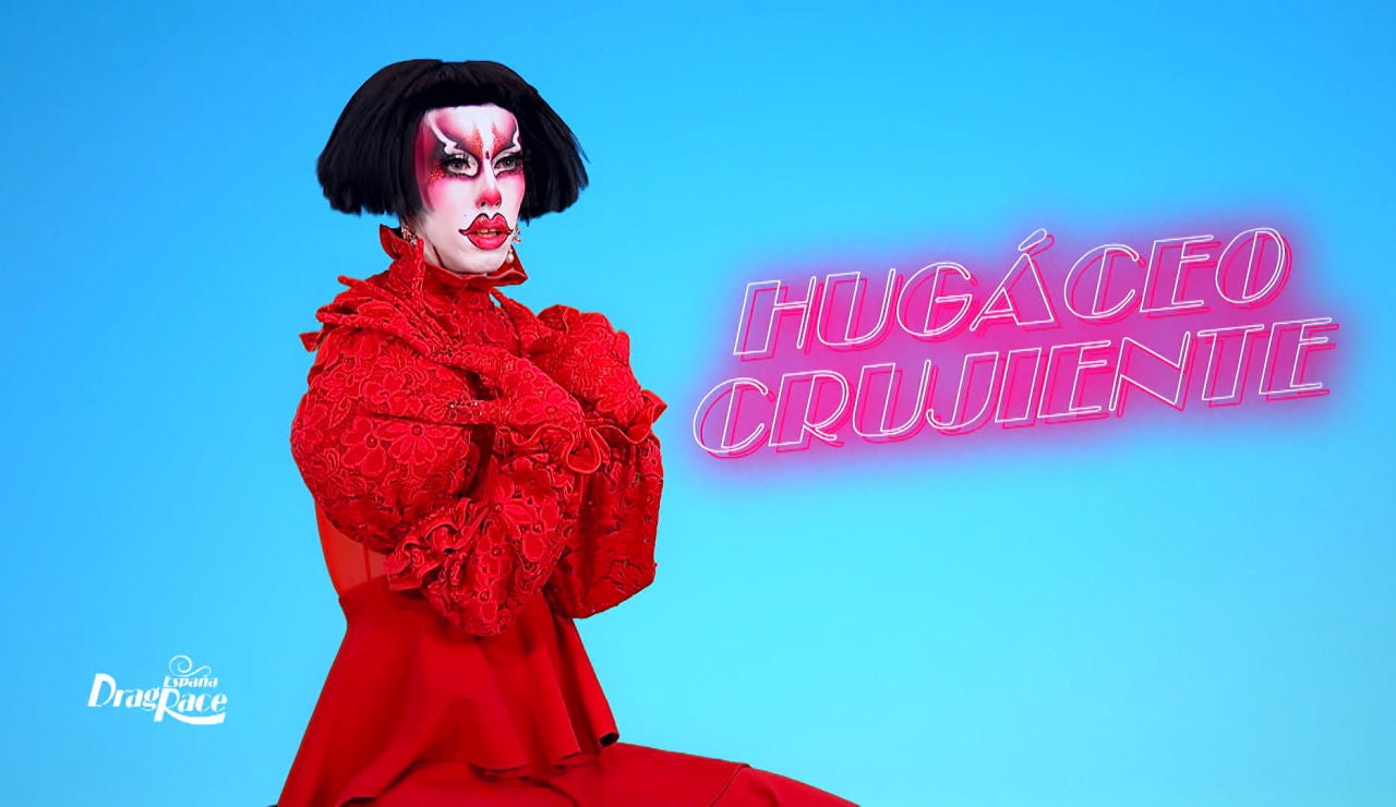 """Hugáceo Crujiente: """"Mi drag es sinónimo de arte y de cosas que no entiendes"""""""