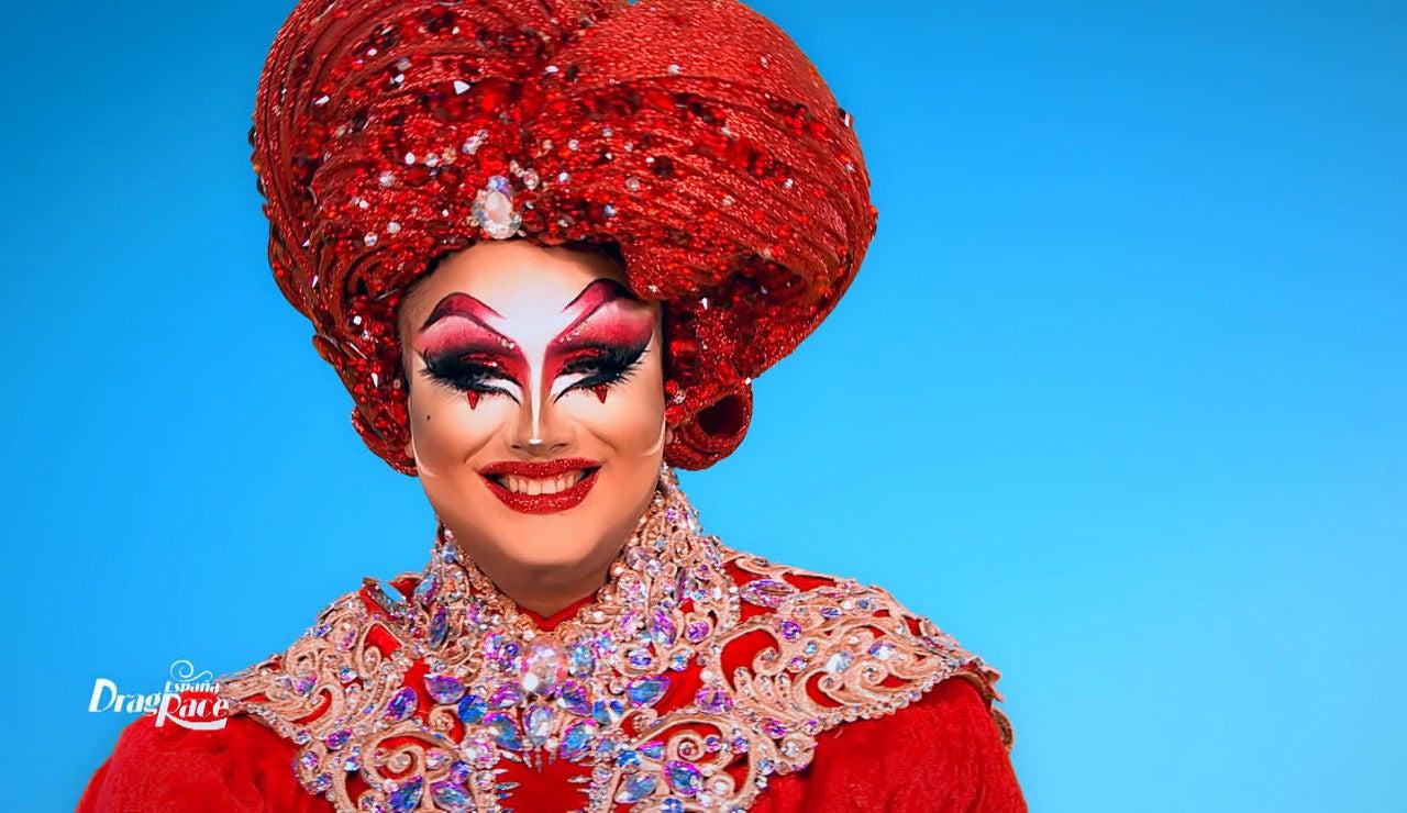 """Drag Vulcano: """"El drag de Canarias es el mejor de España"""""""