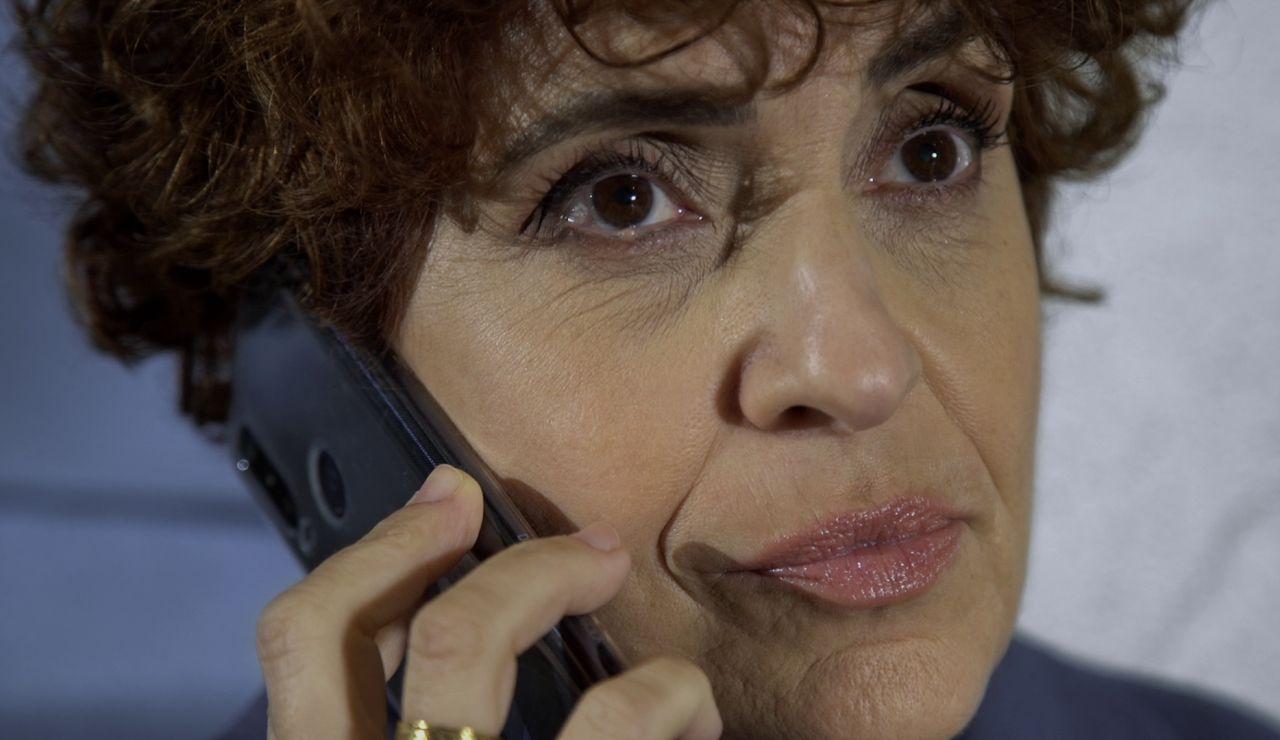 "Mercedes Entrerríos amenaza a Alba: ""Haré cualquier cosa para que nada perjudique a Rubén"""