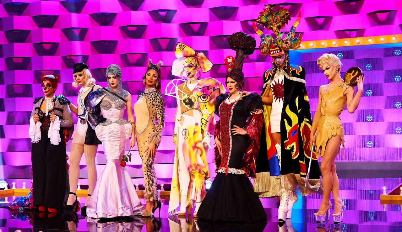 Mis raíces: la pasarela más autóctona de 'Drag Race España'