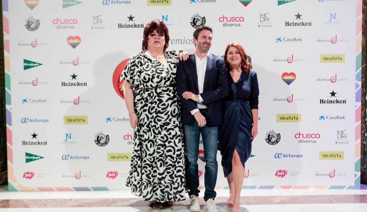 Paca La Piraña, Emilio Sánchez y Mariona Tarrés