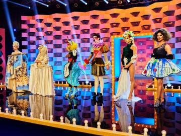 La pasarela homenaje al arte español de 'Drag Race España'