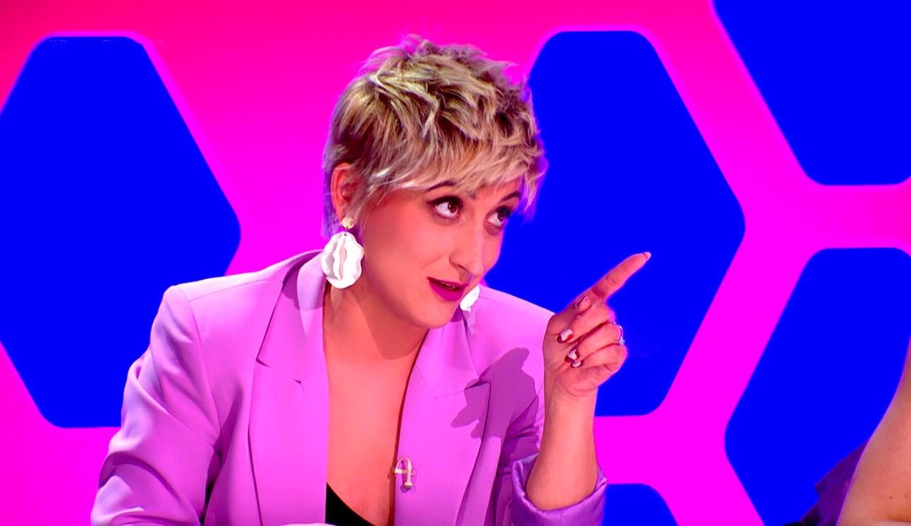 """Susi Caramelo y el jurado de 'Drag Race España', en su propio roast: """"Cómeme el conejo"""""""