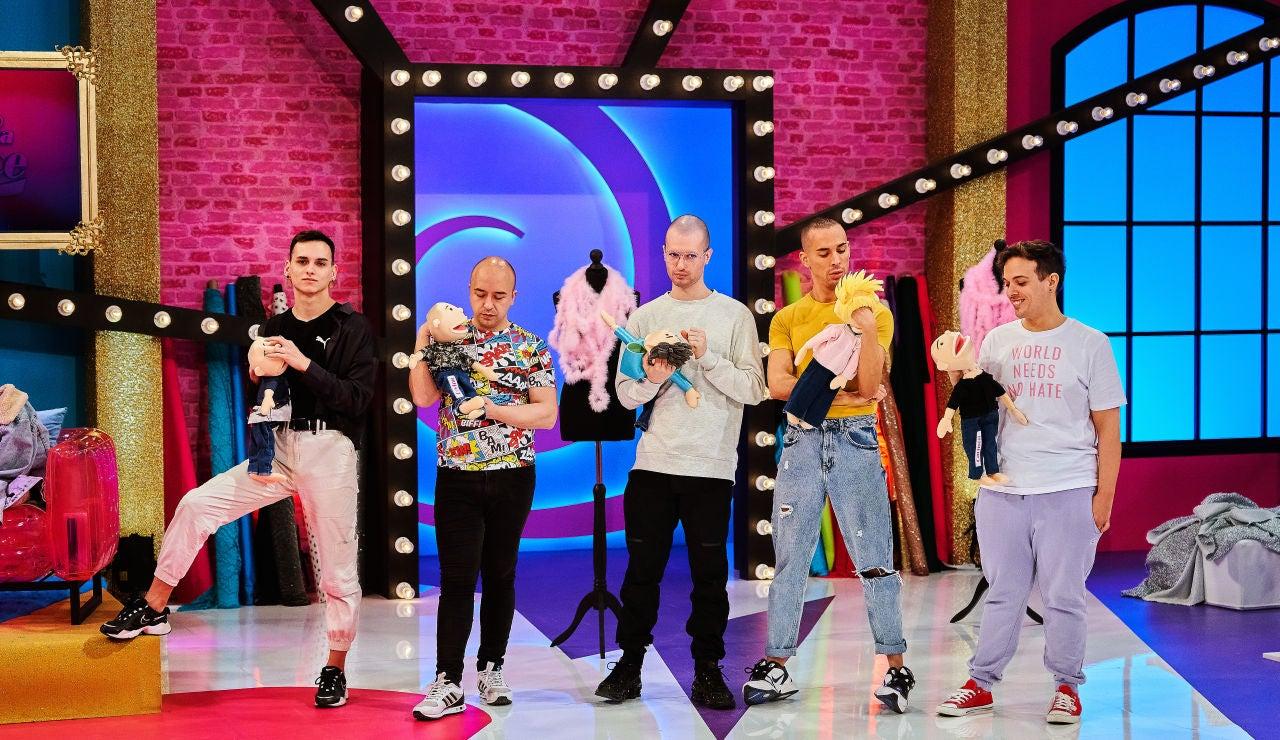 El teatro de los drag-guiñoles: risas, pullas y silencios incómodos en 'Drag Race España'