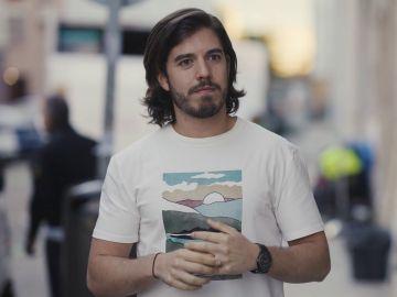 """Roi Méndez, sobre su personaje en '#Luimelia 4': """"Me asusto de lo que Sergi se parece a mí"""""""