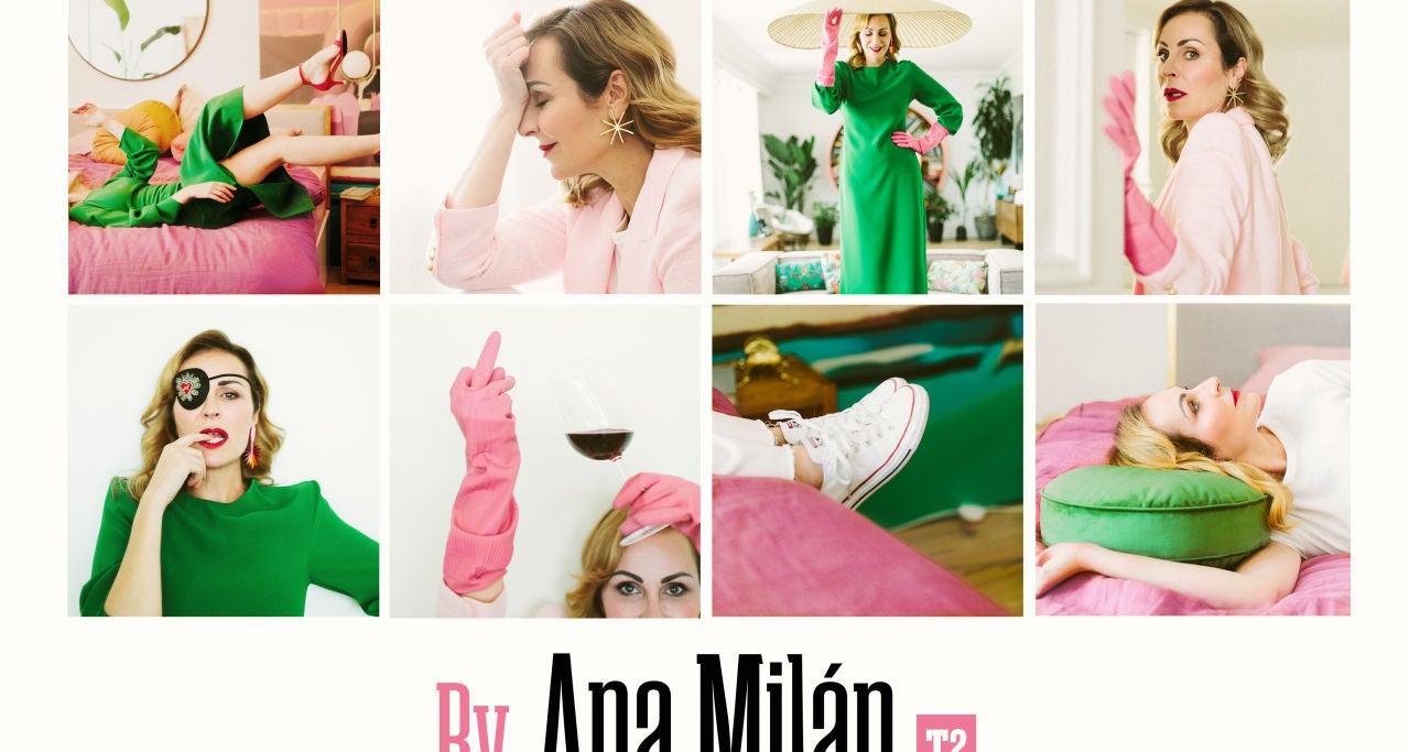 Descubre el cartel oficial de la segunda temporada de 'By Ana Milán