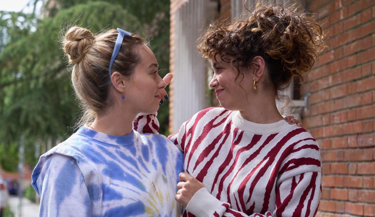Luisita y Amelia