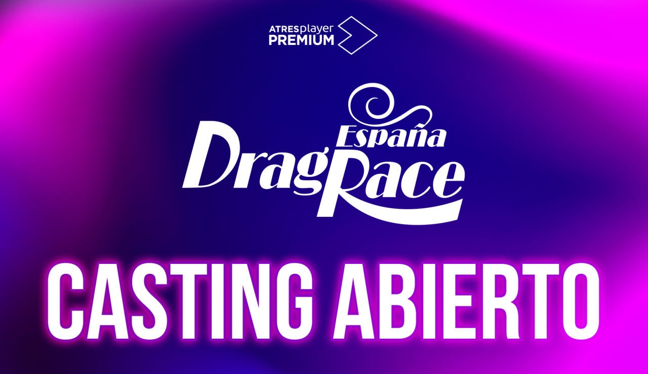 ¿Quieres convertirte en la próxima superestrella drag? ¡Apúntate al casting de 'Drag Race España!