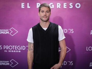 Luis Fernández en 'Los Protegidos: el regreso'
